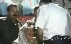 شاهد: ضحكات الرئيس ياسر عرفات مع الشهيد عبد العزيز الرنتيسي