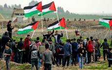 مركز الإنسان: في الذكرى ال42 ليوم الأرض، مازال الاحتلال يقتل الفلسطيني ويصادر أرضه.