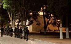 بالصور.. إصابات بالرصاص واعتقالات واسعة عقب اقتحام الاحتلال للمسجد الأقصى