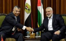 جهود مصرية لتهدئة الوضع في غزة اليوم