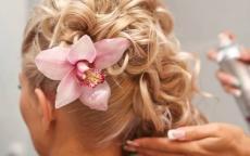 وصفات لتعطير شعرك ليلة الزفاف