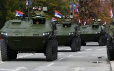 الرئيس الصربي يعلن حالة التأهب القصوى في جيش بلاده