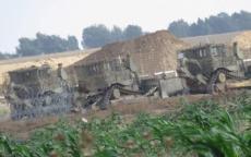 الاحتلال يطلق النار تجاه المزارعين شرق دير البلح وخزاعة ويستهدف الصيادين