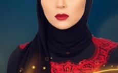 مي عز الدين تشعل المواقع بصورها بالحجاب الكامل... وهي توضح