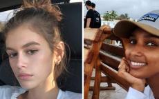 صور: عارضات أزياء تجرأن ونشرن صورهن من دون ماكياج!