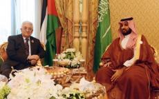 محمد بن سلمان يوجه رسالة للرئيس عباس تناولت قرار ترامب بشأن القدس