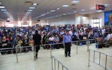 مهنا: انتهاء أزمة معبر الكرامة بعد دخول المعتمرين