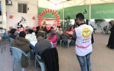 (نفس جديد) هشتاق يتصدر مواقع التواصل بغزة، وتحدي للإقلاع عن التدخين في العام2019
