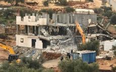 الاحتلال يهدم عمارات سكنية في بيت جالا ويشرد قاطنيها