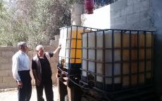 الامن والسلامة بغزة تنفذ جولة تفقدية وتفتيشية على محطات الغاز والمخابز