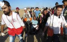 التقرير الأسبوعي حول الانتهاكات الإسرائيلية في الأرض الفلسطينيــة المحتلــة