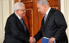 نتنياهو ينفي تلقيه اتصالا من الرئيس عباس