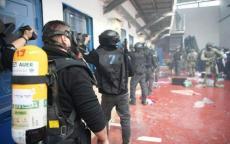 نادي الأسير ينشر توثيقاً لأبرز المعلومات باعتداءات قوات القمع على أسرى (عوفر)