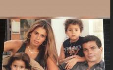 هكذا أحرج إبن عمرو دياب دينا الشربيني في عيد ميلادها