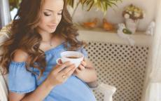 مايحدث لك أثناء شرب كوب من الشاي يُخبرك بنوع جنينك