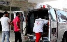 إصابة مواطنين بالرصاص الحي اثر اقتحام المستوطنين لبورين
