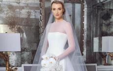 كيفية اختيار طرحة العروس وفقاً للجسم