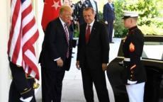 زلزال الليرة التركية ..هل قررت واشنطن توجيه ضربة قاضية لسياسات اردوغان ؟؟
