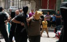 الكشف عن متخابر مع الاحتلال خلال مناورات القسام في غزة