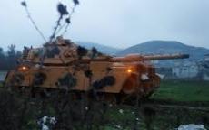 بريطانيا تؤيد عملية عفرين وموسكو لن تساند جيش النظام