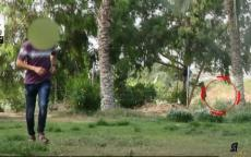 شاهد: نجاة مجموعة من ألوية الناصر من قصف إسرائيلي خلال التصعيد الأخير