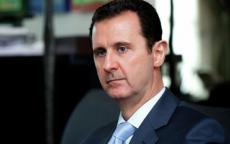 فيديو: بعد قصف سوريا.. هذا ما فعله بشار الأسد صباح اليوم