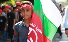 الشعبية تجدد دعوتها لتشكيل قيادة وطنية موحدة تتولى مسئولية الدفاع عن أبناء شعبنا