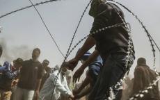 عشرات الآلاف يشاركون في جمعة كسر الحصار