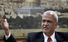 عريقات: القضية الفلسطينية لن تُحل بأفكار رجال العقارات وقرارات مدراء الكازينوهات