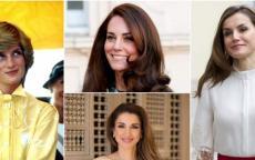 أجمل 9 نساء في العائلات الملكية حول العالم