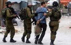 جيش الاحتلال يعتقل 8 فلسطينيين من الضفة الغربية