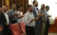 قلقيلية : اجتماع للمجلس التنفيذي وفعاليات المحافظة.