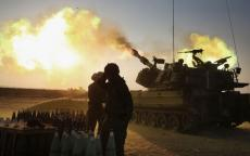 الاحتلال يستهدف موقعًا للمقاومةشرق غزة بصاروخ