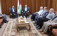 مصر تطالب (حماس) وقف المسير البحري وتعرض شروط الرئيس عباس للمصالحة