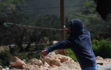 اصابات خلال قمع الاحتلال لمسيرة كفر قدوم