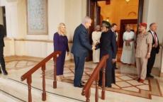 وزير عُماني عن زيارة نتنياهو : هل محظور علينا ذلك؟ هذا ليس محظورًا على أحد