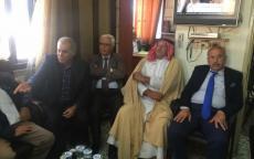 وفد مقدسي يقدم تهانيه للعميد جهاد الفقيه مدير مخابرات القدس