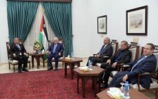 الرئيس عباس يطالب الصين بضرورة لعب دور أكبر في العملية السياسية