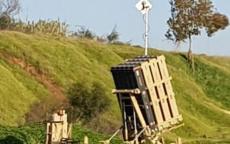 نشر منظومة القبة الحديدية في منطقة تل ابيب