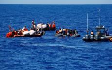 انتشال 55 جثة لمهاجرين غرق قاربهم في جزيرة قرقنة بتونس