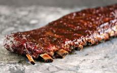 طريقة عمل ضلوع اللحم المدخنة