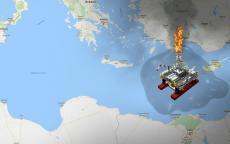 (صور) لعنة الغاز.. اكتشافات النفط العملاقة في البحر المتوسط تهدد بمواجهات مباشرة بين 9 دول