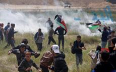 شهيد و43 اصابة برصاص الاحتلال شرق قطاع غزة