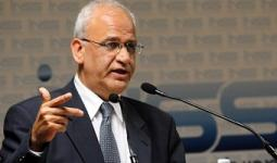 حماس تعزي حركة فتح بوفاة القيادي عريقات