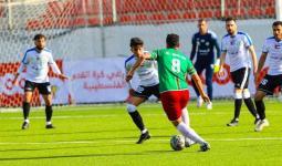 بلاطة يواصل مطاردة الشباب المتصدر بدوري المحترفين بفوز دراماتيكي على المكبر