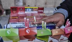 أول رد رسمي على رفع أسعار السجائر في قطاع غزة