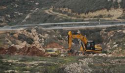 الاحتلال يعلن عشرات الدونمات من أراضي يطا جنوب الخليل أراضٍ حكومية