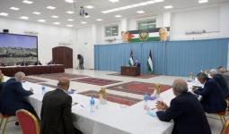 التنفيذية تدعو أطراف المجتمع الدولي لحث إسرائيل على عدم وضع العقبات أمام الانتخابات