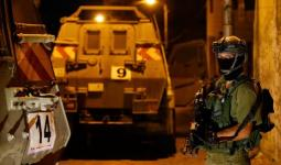 اصابة شاب برصاص الاحتلال شمال طولكرم وتجدد المواجهات غرب المدينة