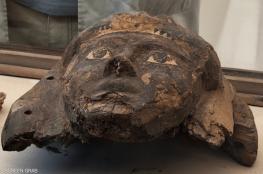 بالصور.. كشف أثري فرعوني بالأقصر يعود إلى 3500 عام